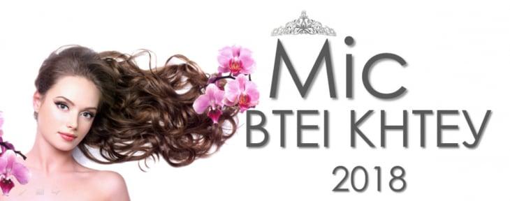 Міс Інтернет ВТЕІ КНТЕУ 2018