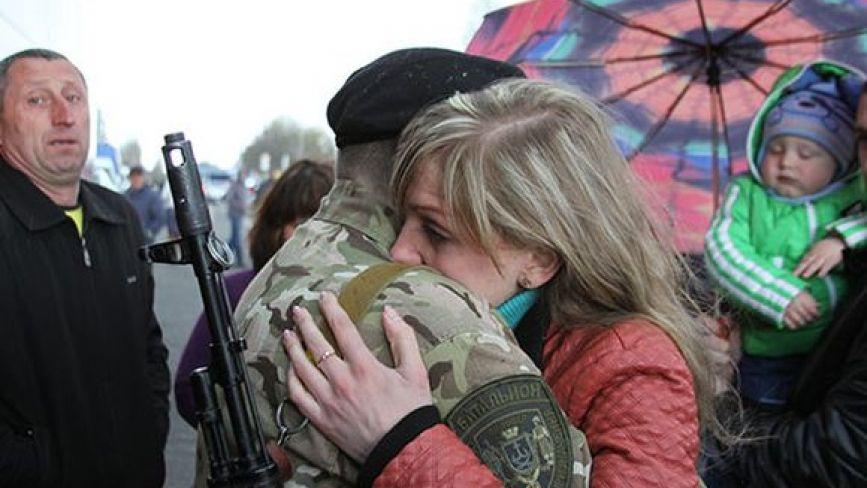 170 вінницьких міліціонерів вирушили в зону АТО