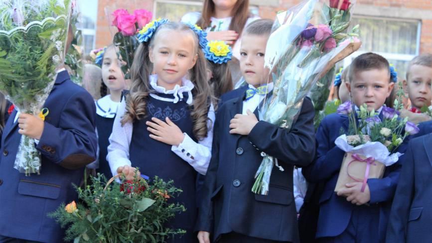 Перший дзвоник пролунав в створених «по-європейському» школах №5 та №31
