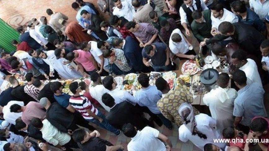 У Вінниці мусульмани відзначили Курбан-байрам та роздали смаколики