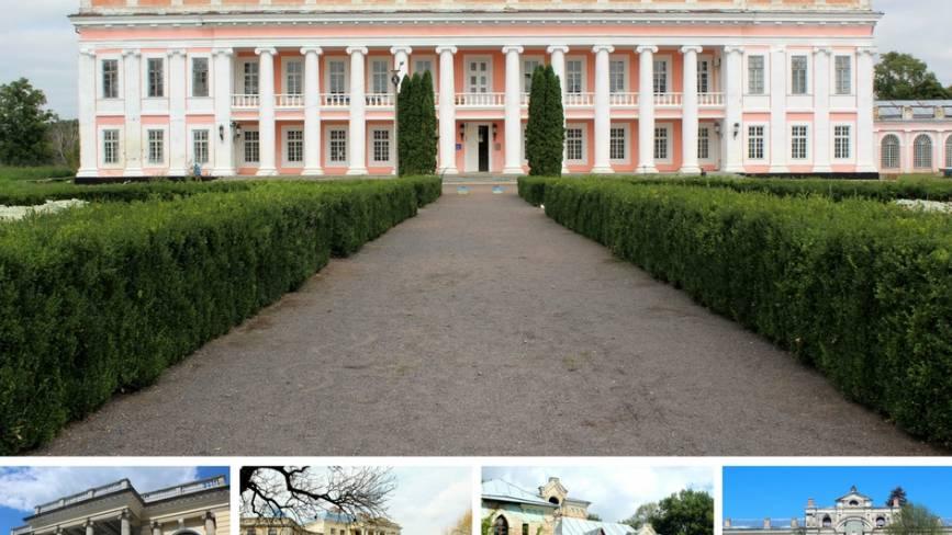 Топ-5 палаців в радіусі 100 кілометрів від Вінниці