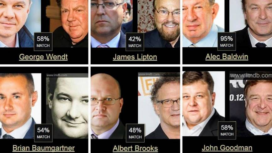 Вінницький Голівуд: На кого з відомих акторів схожі місцеві політики (ФОТО)