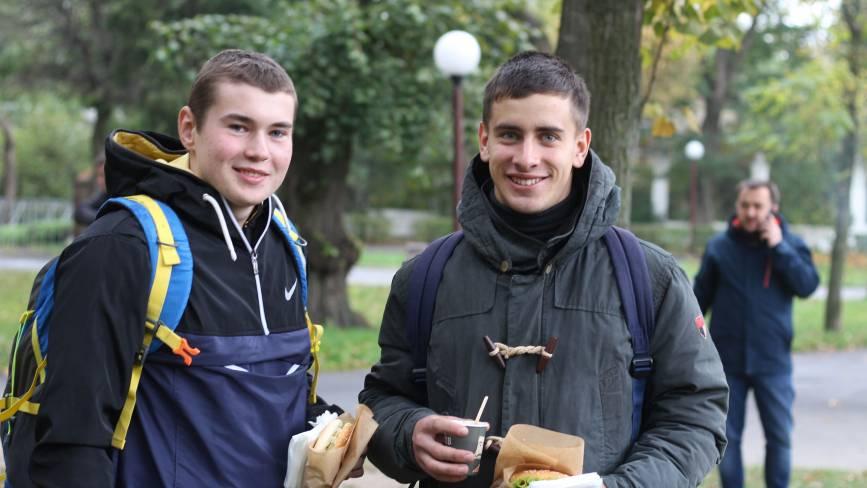 «Тут і не дорого і не дешево». Враження відвідувачів Vinnytsia Food Weekend