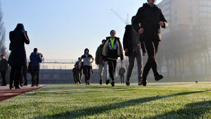 Як місто будує нові спортивні зони без «своїх грошей». На прикладі школи №30