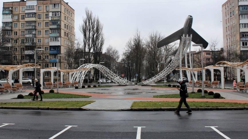 Площа Могилка майже завершена. У це вклали грошей як на 11 Днів міста