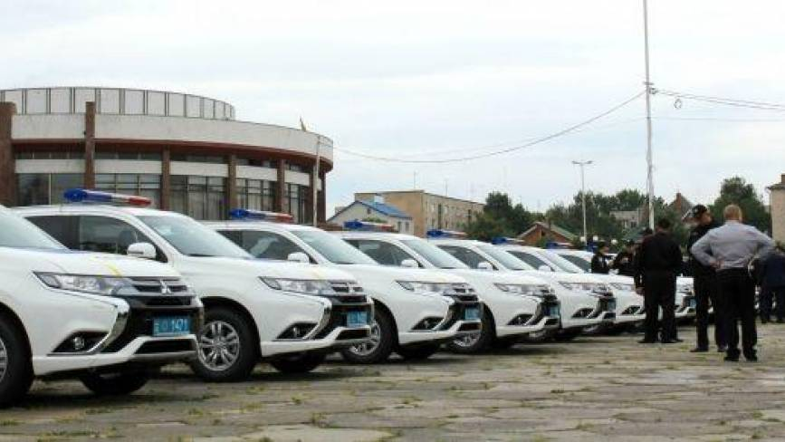 Вінницька поліція поповнить свій автопарк десятьма новими позашляховиками