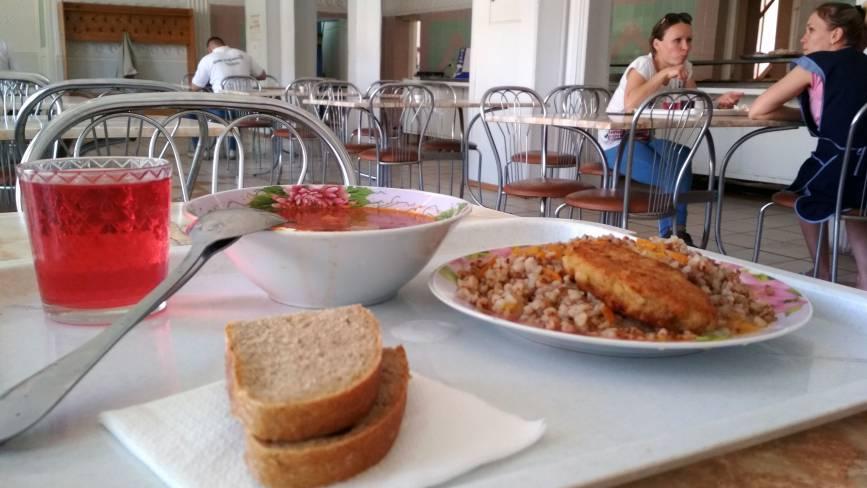 Рейд по їдальнях: Як годують у «Вінницяобленерго» на «Електромережі»