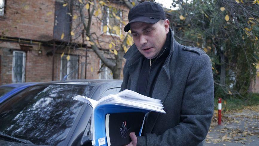 «Я відсидів дев'ять років» Вінничанин повернувся в тюрму, щоб допомагати в'язням