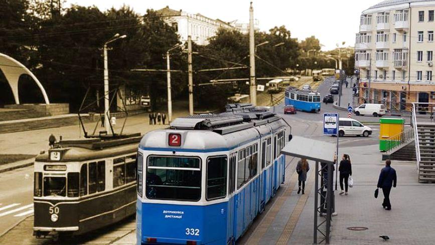 Від «німців» до «швейцарців». Як вінницький трамвай прожив свої 107 років