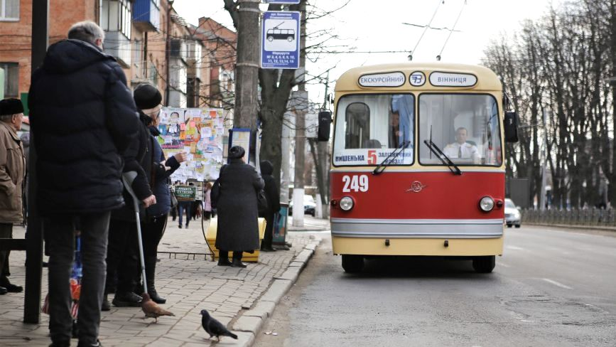 Вінницькому тролейбусу — 56 років! Чому його запускали таємно і куди поділися «гармошки»