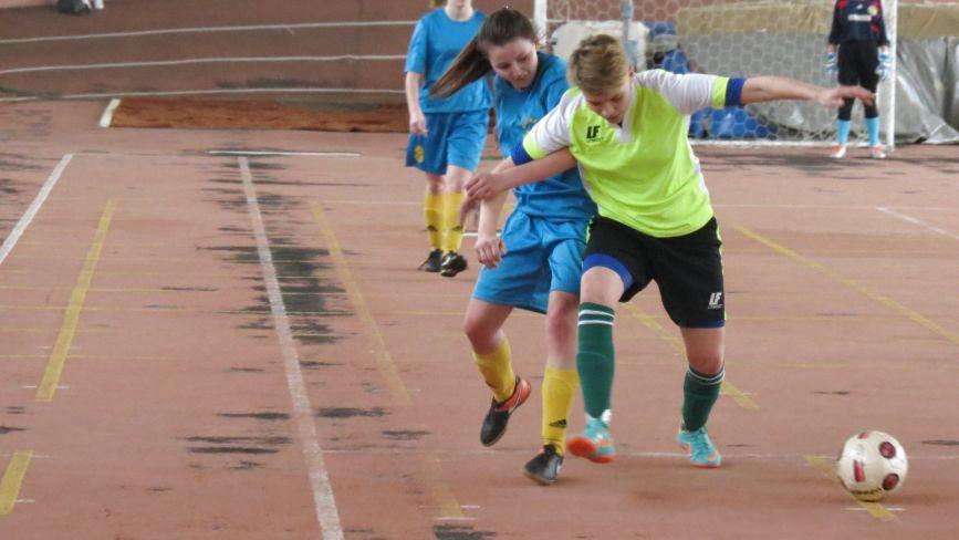 «Колос» із Махнівки виграв чемпіонат області з футзалу серед жінок