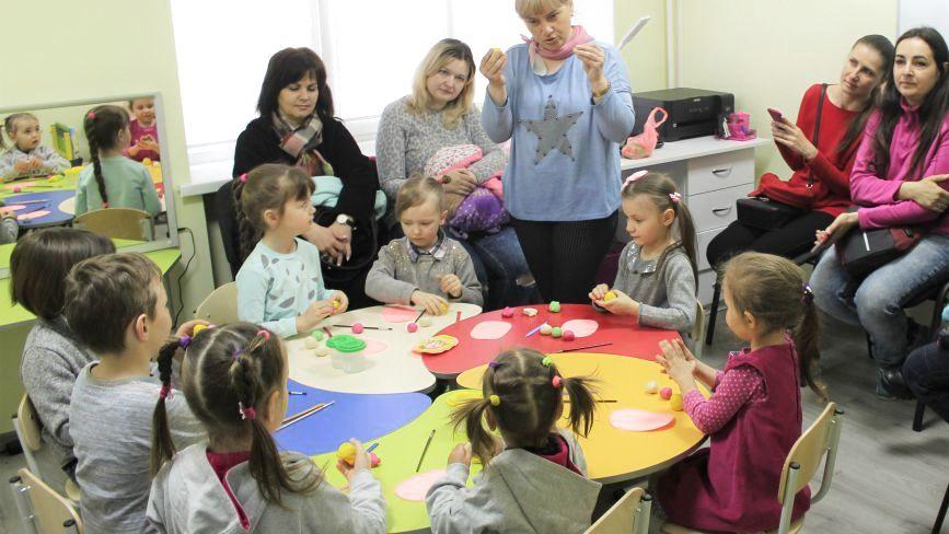 На Вишеньці діє інклюзивний центр для дітей. Що там є?