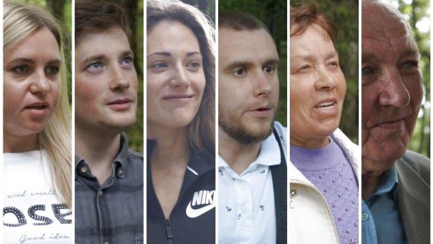 «Коли він приймав присягу, я плакала» Вінничани про те, чого чекають від президента