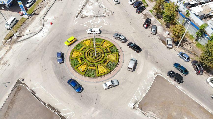 Ремонт вулиці Пирогова: оновлюють ділянку від малого містка до Гніванського шосе