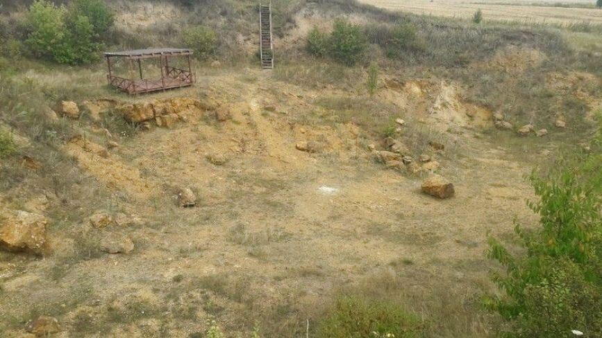 Метеоритний кратер в Іллінцях: об'єкт роблять привабливим для туристів