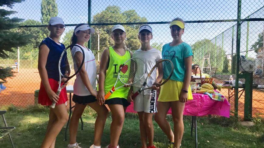 У Вінниці вперше за 15 років відбулися Всеукраїнські змагання із великого тенісу