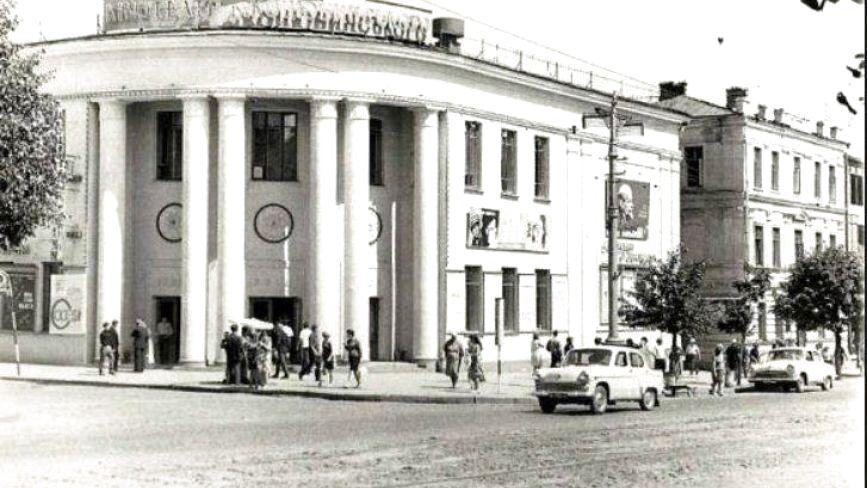 Забиті зали, «Фантомас» і квиток за 25 копійок. Яким був «Коцюба» за часів СРСР?