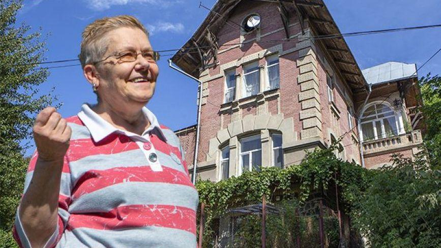 Підпільне життя «дачі Майка» Як дім на Коріатовичів пережив графів та нацистів