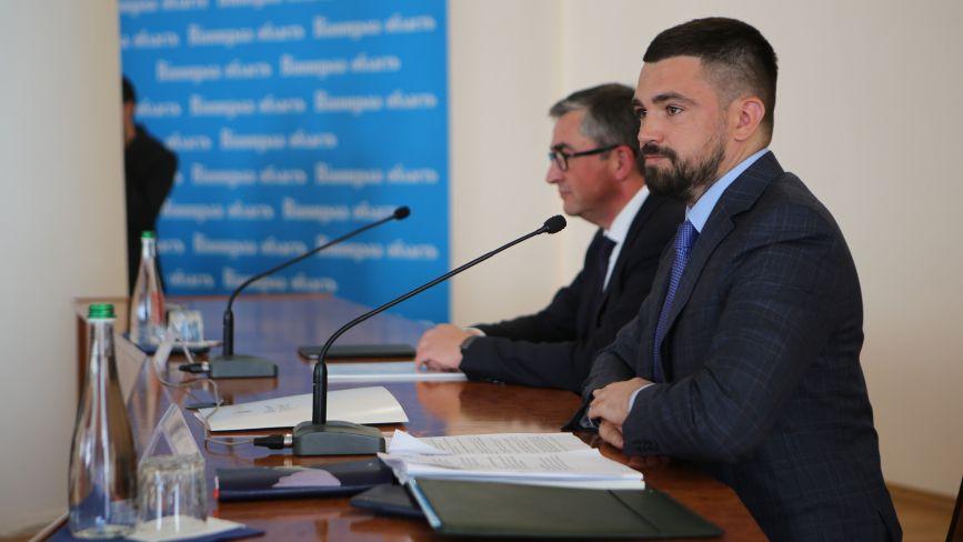Репортаж з призначення Скальського: обіцянки, чвари і «сліпий» Зеленський