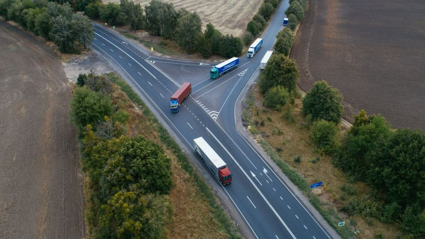 У Гайсинському районі відремонтували п'ять кілометрів траси