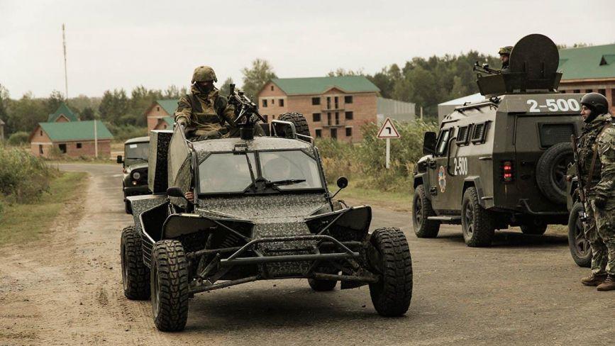У ВНТУ виготовили унікальну бойову машину для армії