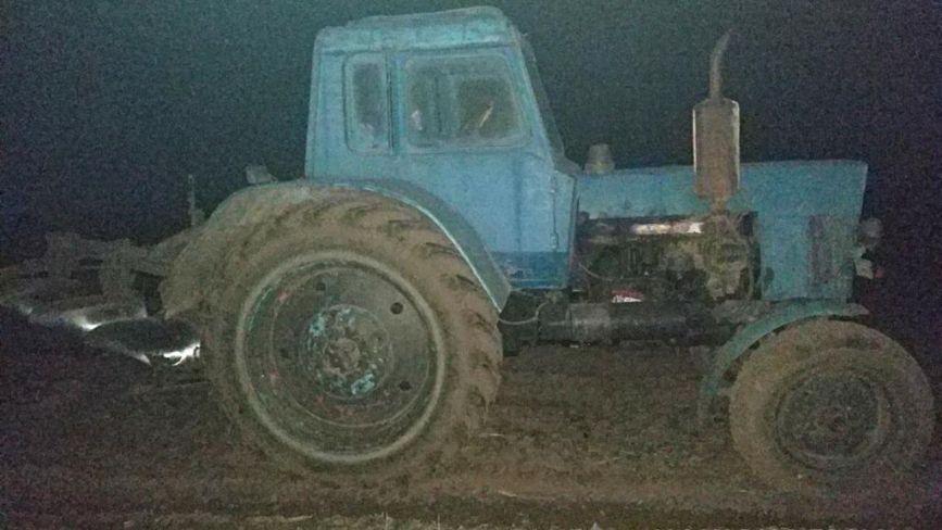 Переслідування зі стріляниною: у Хмільницькому районі ловили п'яного тракториста