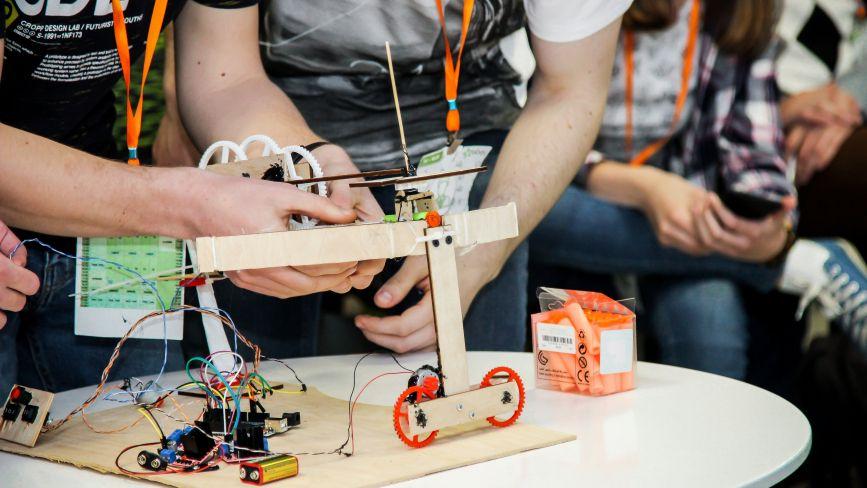 EBEC Vinnytsia 2019: вінницькі інженери почали змагатися за звання кращого в Європі