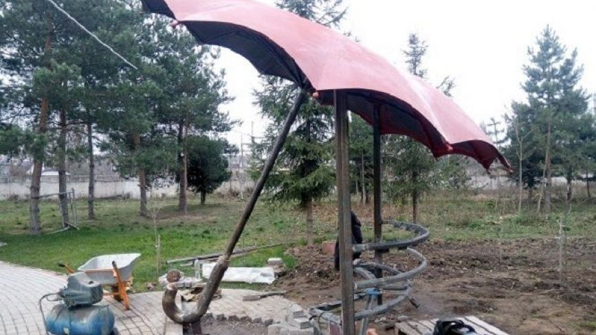 У Подільському зоопарку облаштували нову креативну зону