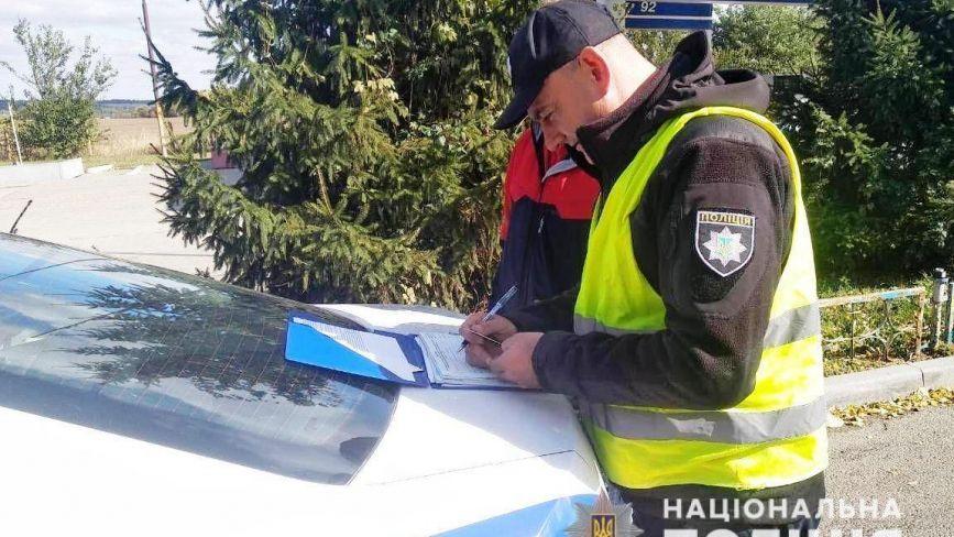 За два місяці поліцейські виявили понад 700 п'яних водіїв та 6 тисяч порушень ПДР