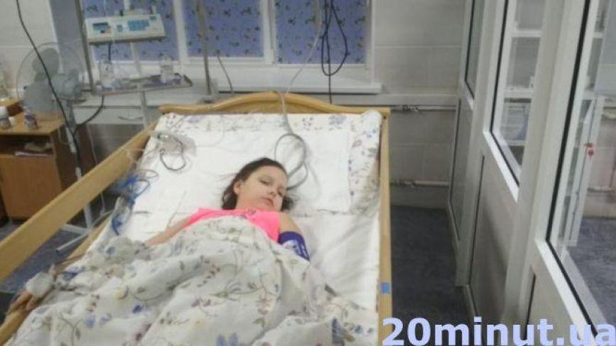 «Батька не повернути, а Даринку можна врятувати»: неймовірна історія допомоги напередодні Різдва
