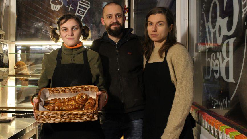 «Наша пекарня — це соціальне перехрестя». Як у Вінниці працює інклюзивний бізнес