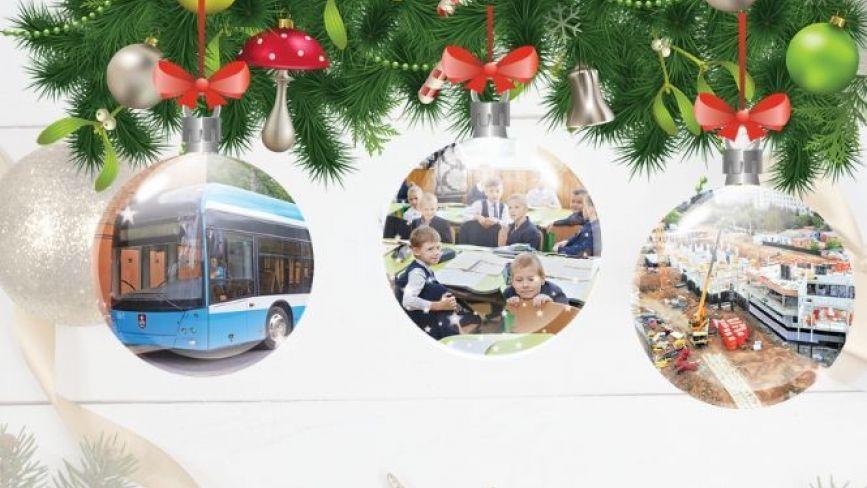 Нова школа на Поділлі та п'ять VinLine. Плани розбудови Вінниці на 2020 рік