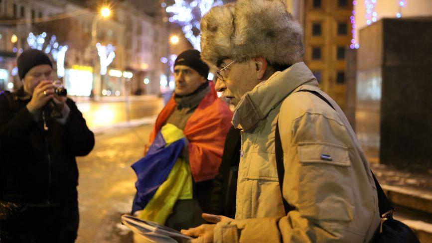 У Вінниці протестували проти видачі ексберкутівців сепаратистам