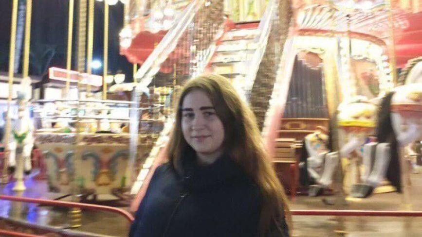 Зникла 16-річна Настя. Допоможіть розшукати дівчину (ОНОВЛЕНО)
