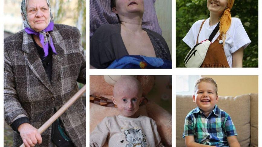 «Без вас я б не отримала свого шансу»: п'ять історій вінничан, яким ви допомагали впродовж року