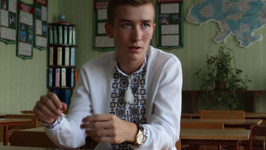 За що Зеленський дав стипендію Президента учневі з Якушинець?