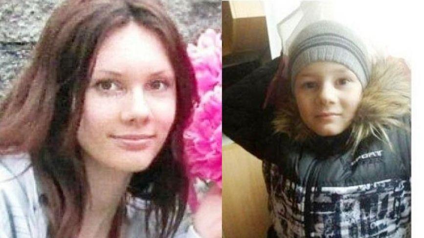 У Ладижині зник 9-річний Іван. Шукають хлопця та його матір-іноземку