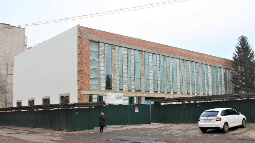 Реконструкція №2. У ремонт «СКА» готові вкласти ще 46 мільйонів гривень
