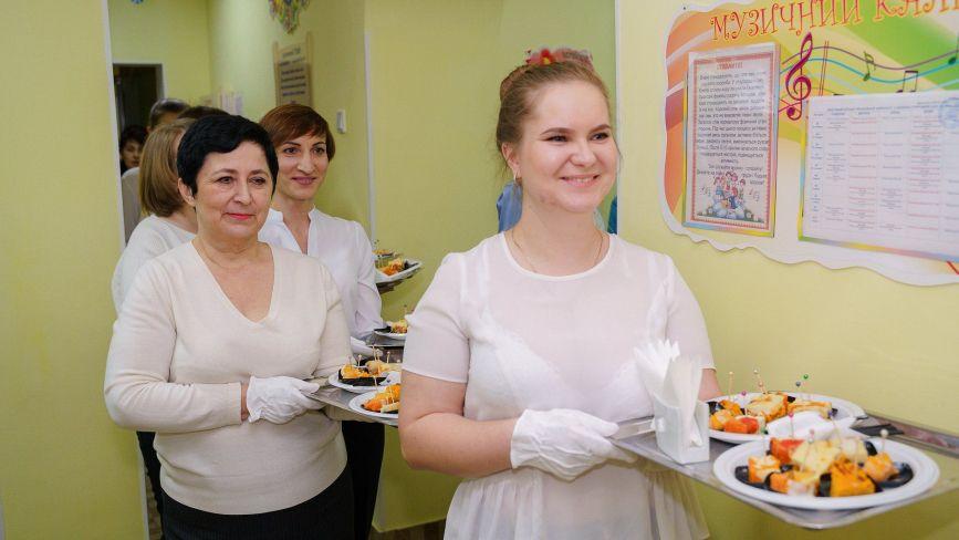 Змагання кухарів дитсадків: обрали новатора та професіонала