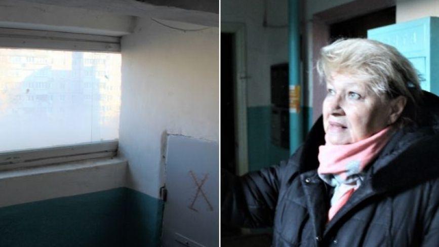 «Дим до 9-го поверху, а вікна замуровані» У будинку на Литвиненка сталася пожежа