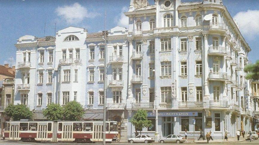 Вінниця потопає у зелені: підбірка фото міста 23 роки тому