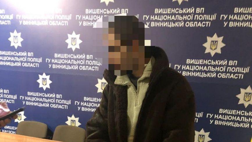 Крадіжка мощів з храму на Келецькій: затримали підозрюваного