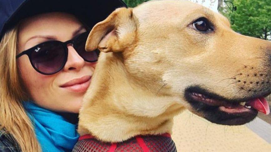 Як насправді потрібно любити собак — показала Яна Глущенко з «Дизель Шоу»
