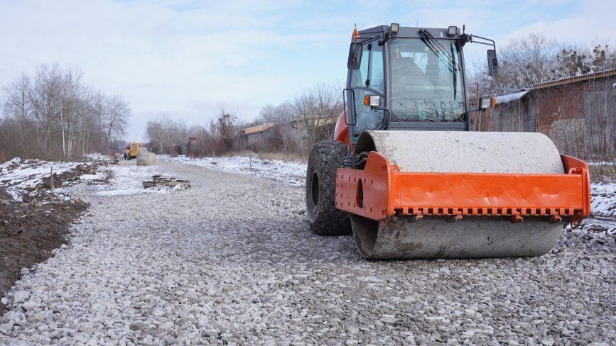 За понад 37 мільйонів гривень по вулиці Гонти збудують нову дорогу