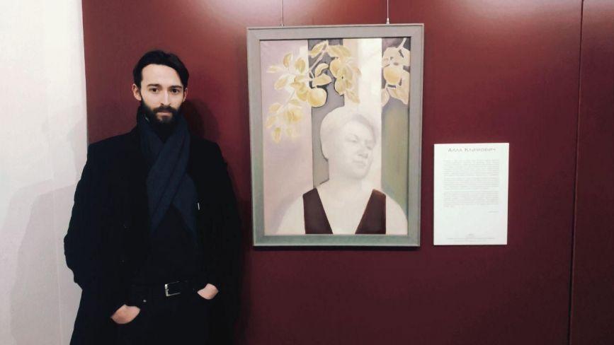 Четверо українських художників взяли участь у незвичайному експерименті (Прес-служба «Інтер»)