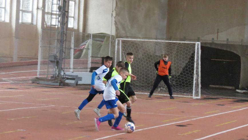 Юні футзалісти Немирова виграли юнацький чемпіонат області, здолавши в фіналі вінничан