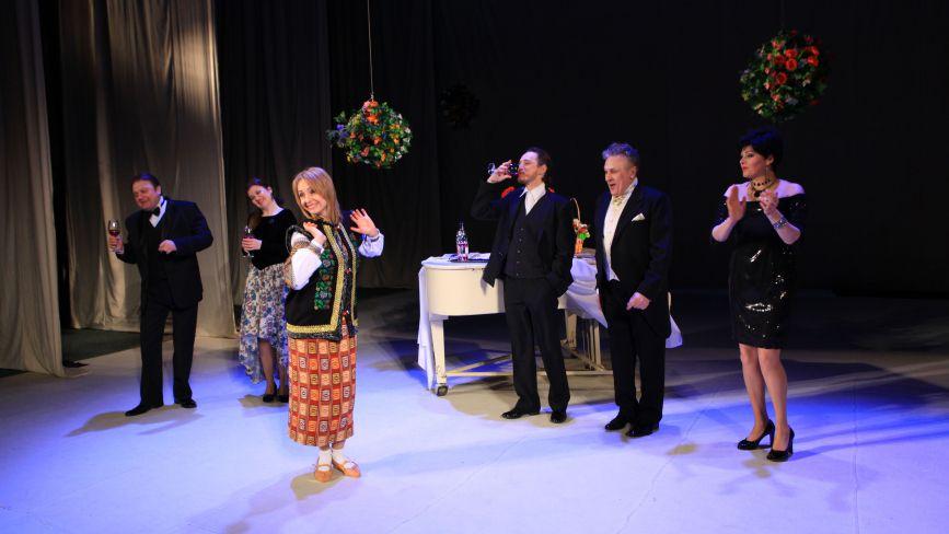 Театральна весна, або які сюрпризи готує вінничанам театр Садовського