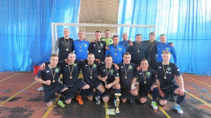 ФК «Орлівка» виграла футзальний чемпіонат області, здолавши в фіналі вінничан