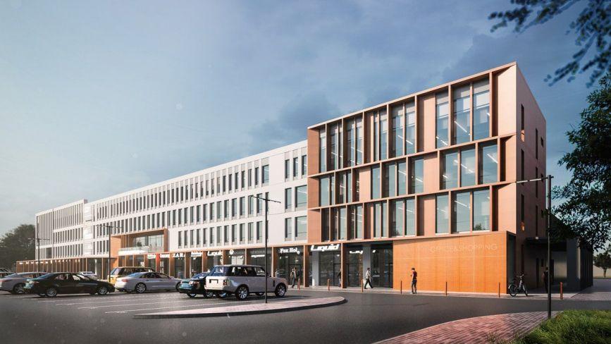 Торговий центр, який будують біля Західного автовокзалу, став об'єктом розслідування поліції