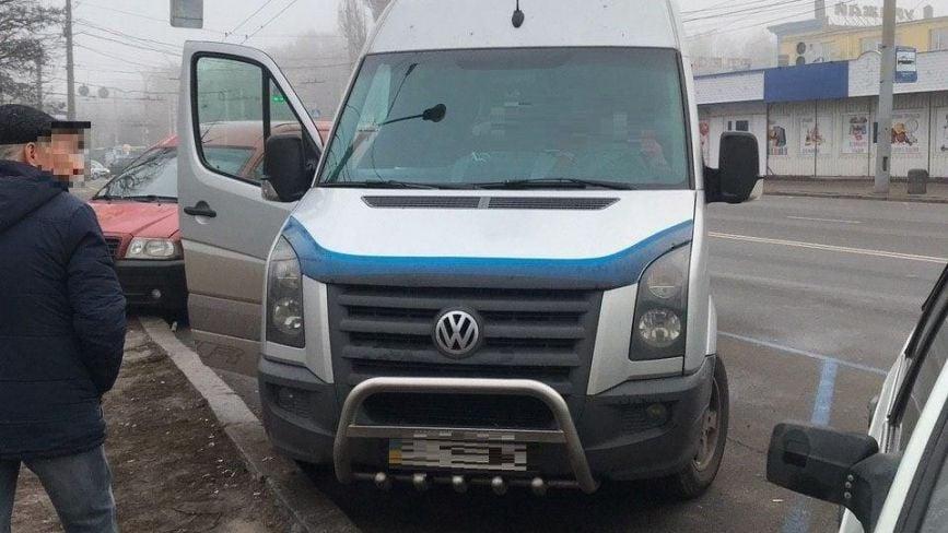 На Скалецького п'яний водій «дав» патрульним дві тисячі хабаря